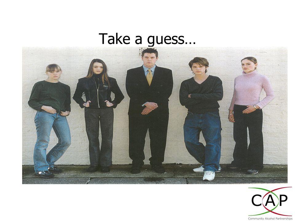 16 Take a guess…
