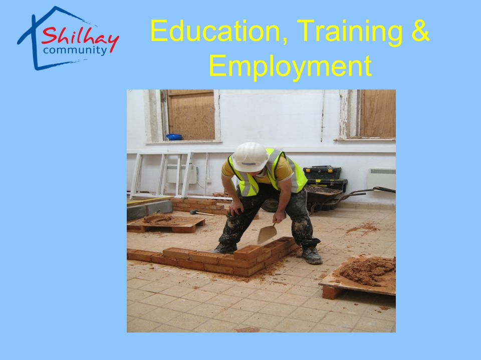 Education, Training & Employment