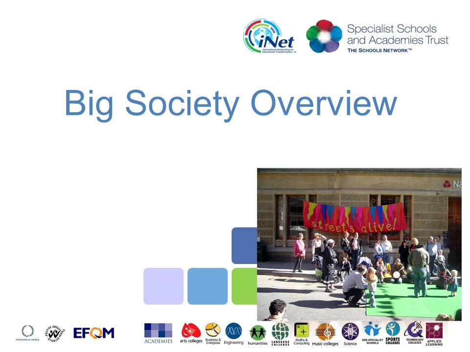 Big Society Overview