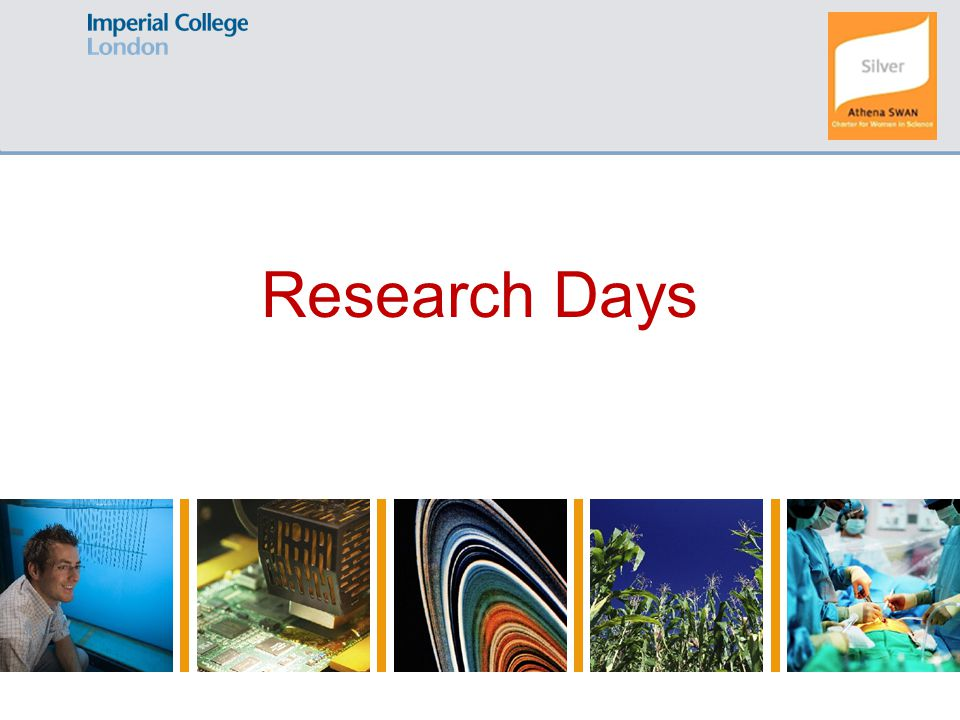Research Days