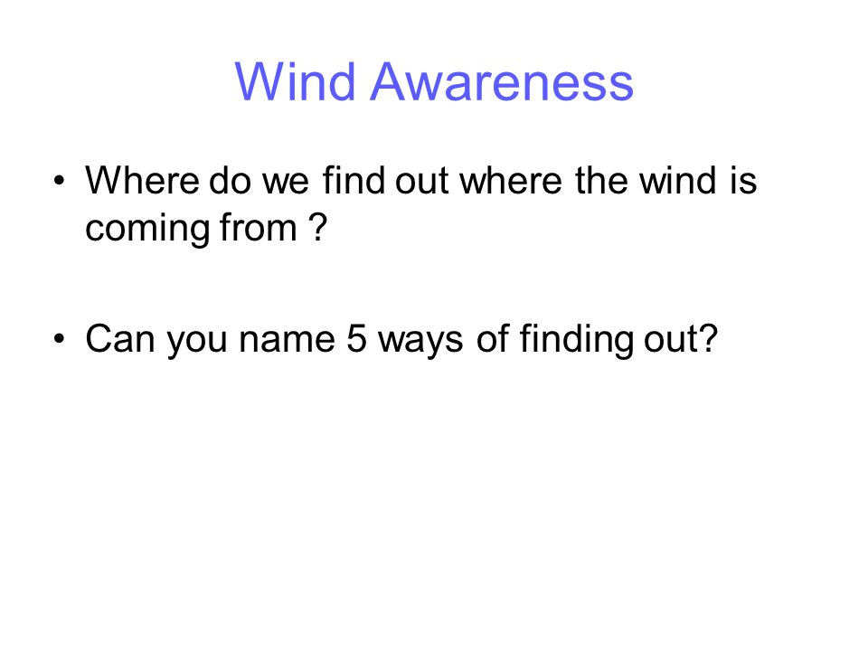 course wind TM iddle
