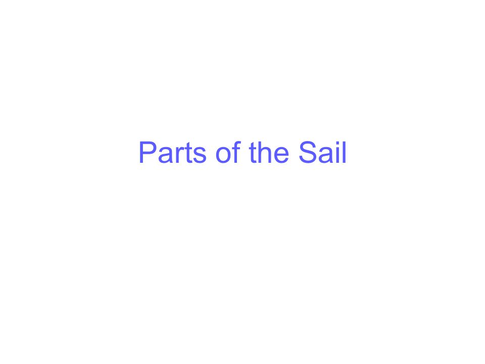 Introduction to Racing Setting the sail Rules Getting ready ASC overview The course The race