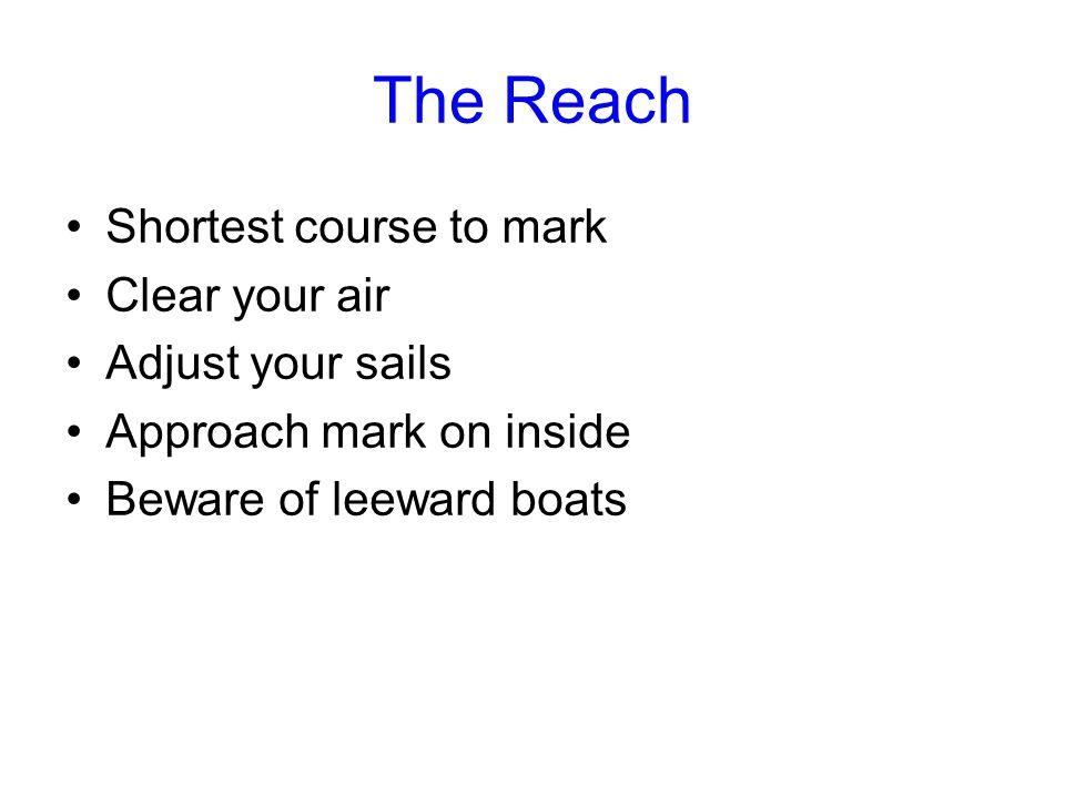 reach wind