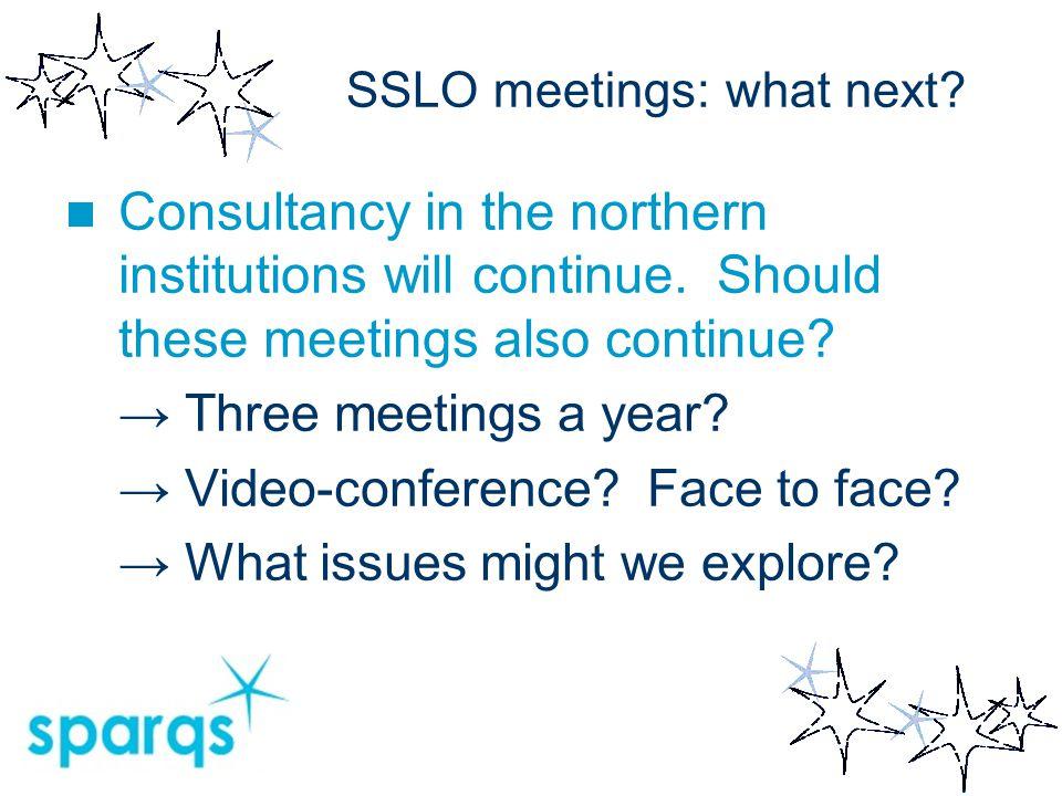 North of Scotland SSLO Networking Day Simon Varwell Development Advisor Wednesday 25 June 2008