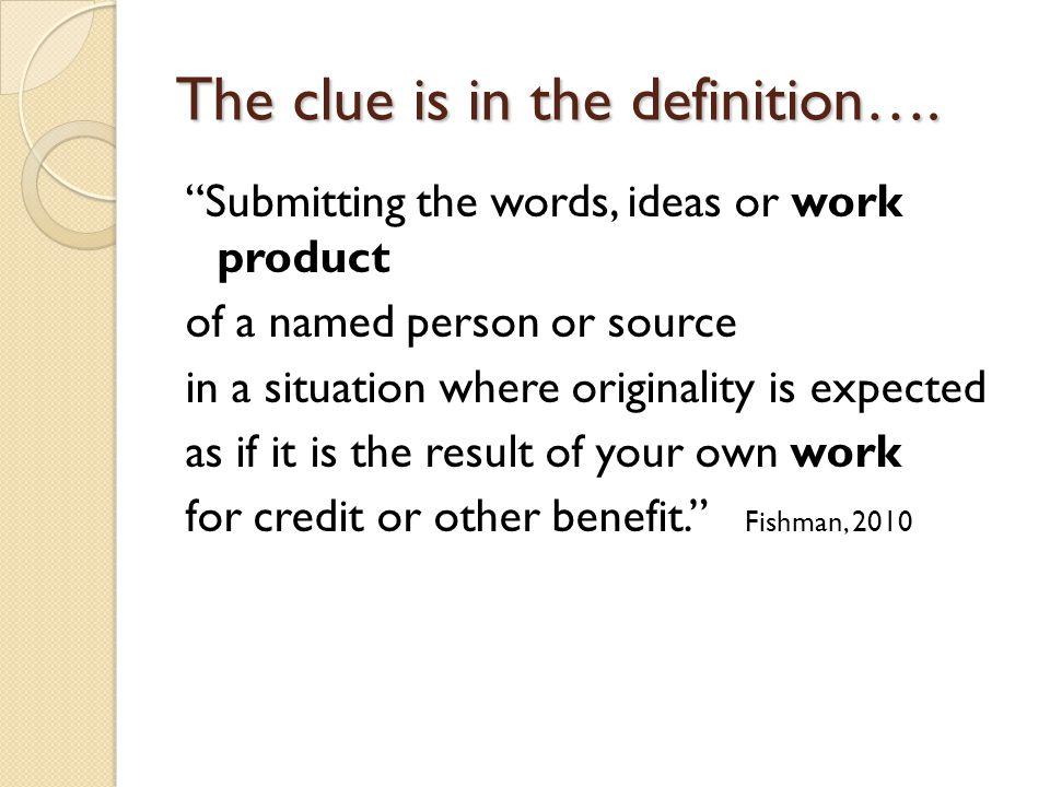 Three design strategies to deter plagiarism 1.