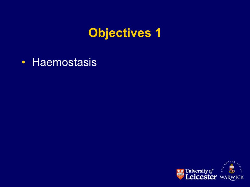 Objectives 2 Thrombosis –definition –predisposing factors –effects –outcomes –common clinical examples