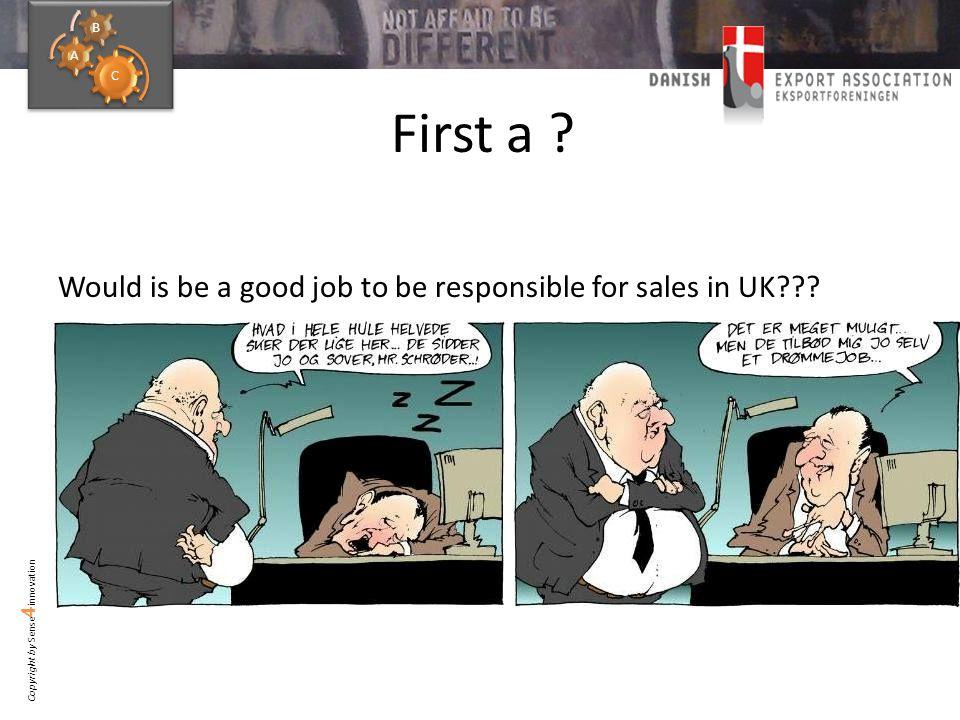 Copyright by Sense 4 innovation Why UK.