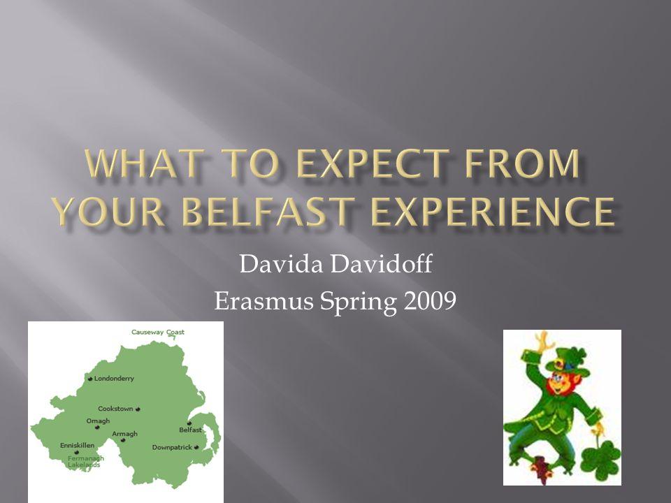 Davida Davidoff Erasmus Spring 2009