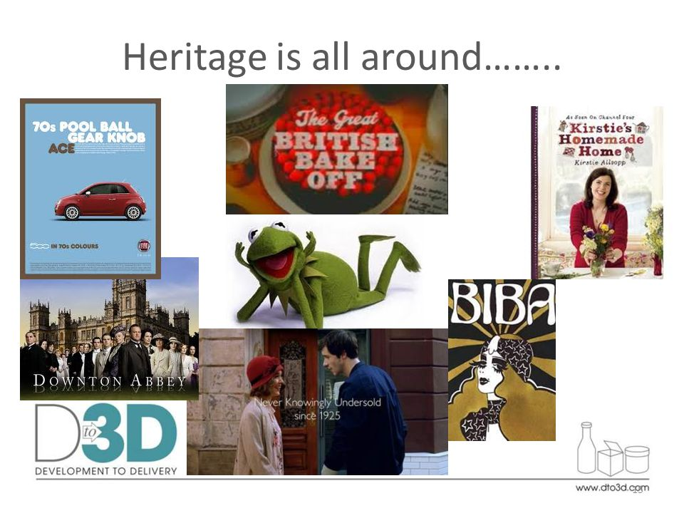 Heritage is all around…….. 15