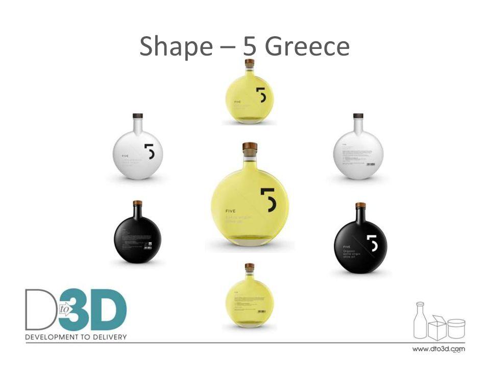 Shape – 5 Greece 20