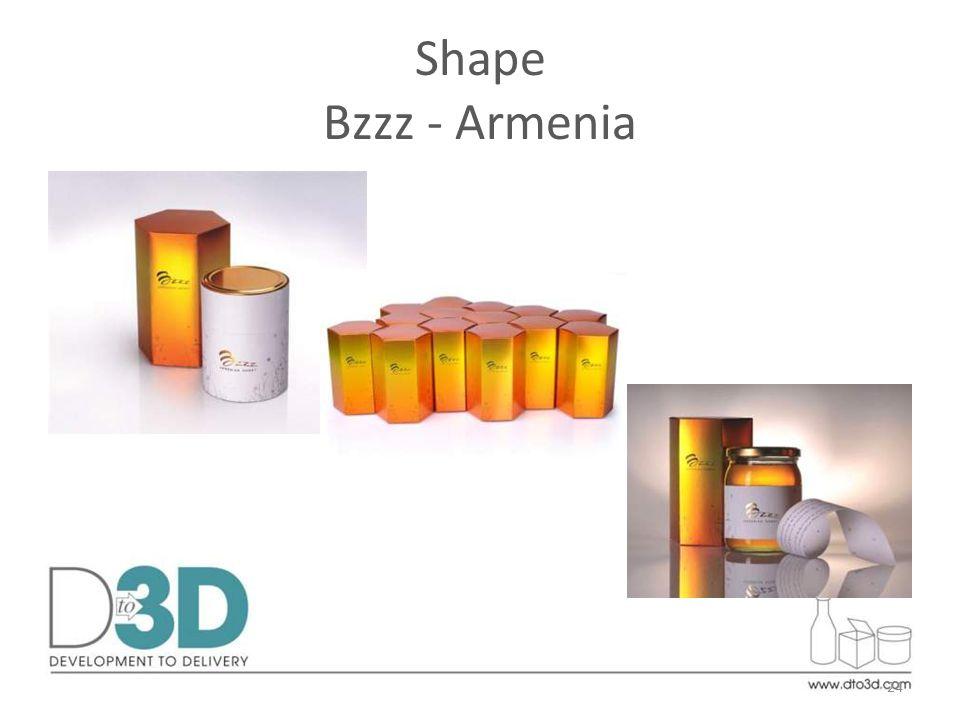 Shape Bzzz - Armenia 24