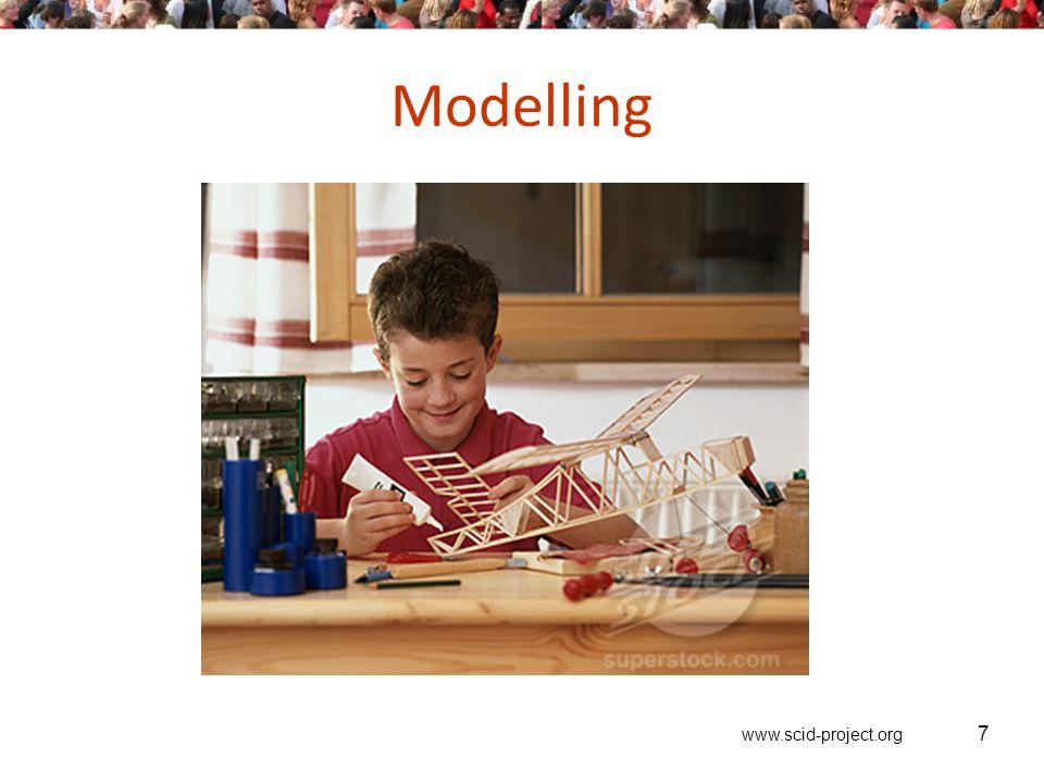 www.scid-project.org Modelling 8