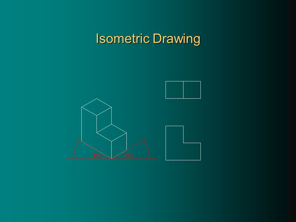 Isometric Drawing 30°