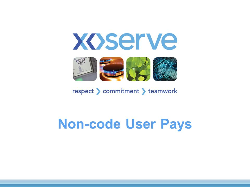 Non-code User Pays
