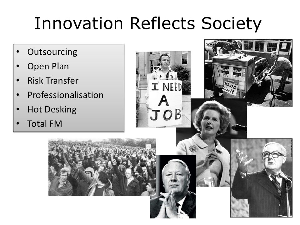 Innovation Reflects Society