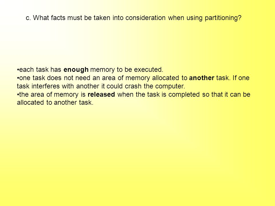 2a.What is a buffer. A buffer is an area of memory set aside for storing temporary data.