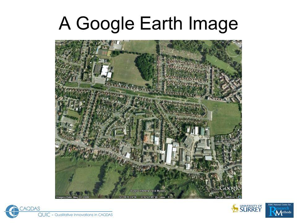 A Google Earth Image