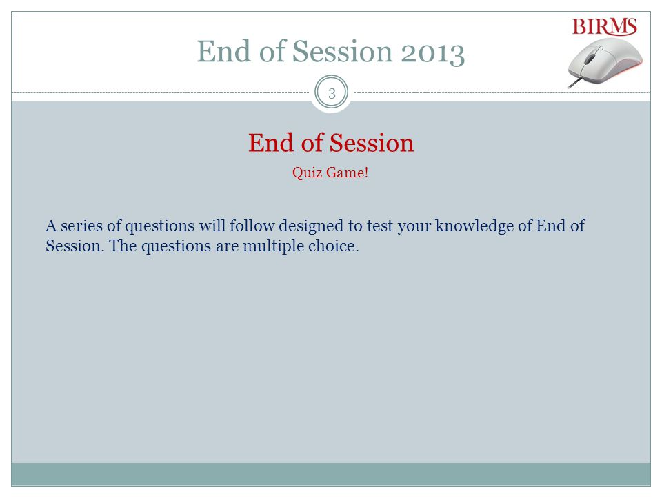 End of Session 2013 Error checking: exercise 1 The issues… 1.Emilio Largo has failed module 08635 at the first attempt with a mark below 40, and should therefore have a recommendation of SE/SU and an ART of S.