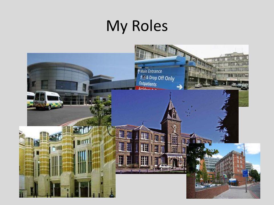 My Roles