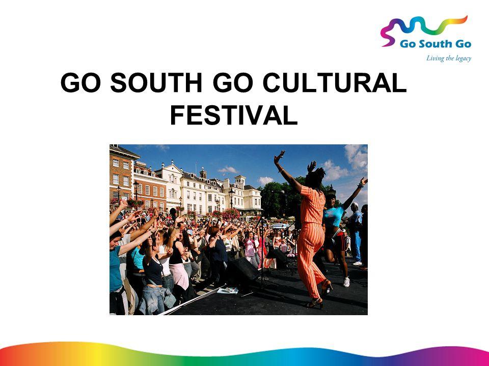 GO SOUTH GO CULTURAL FESTIVAL