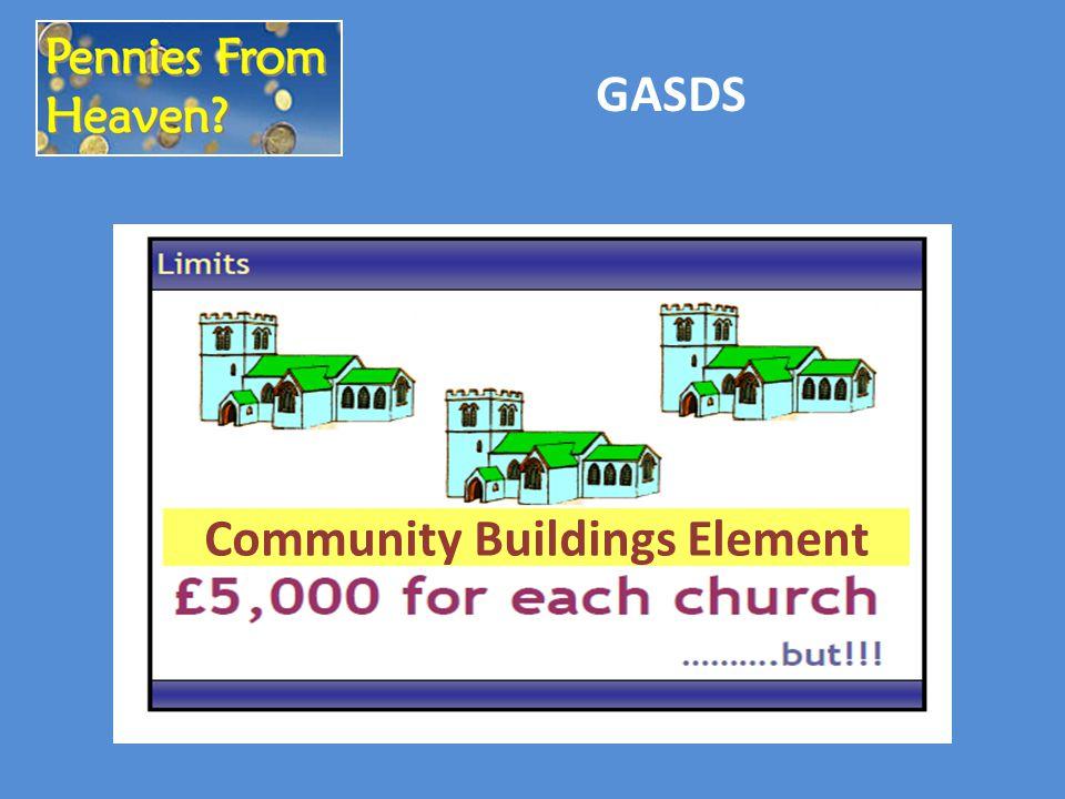 Community Buildings Element GASDS