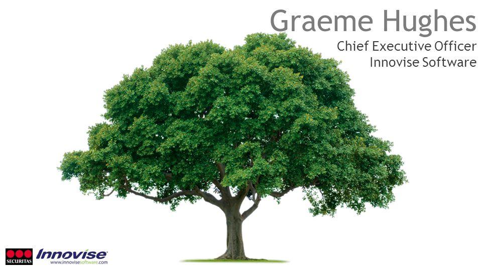Graeme Hughes Chief Executive Officer Innovise Software
