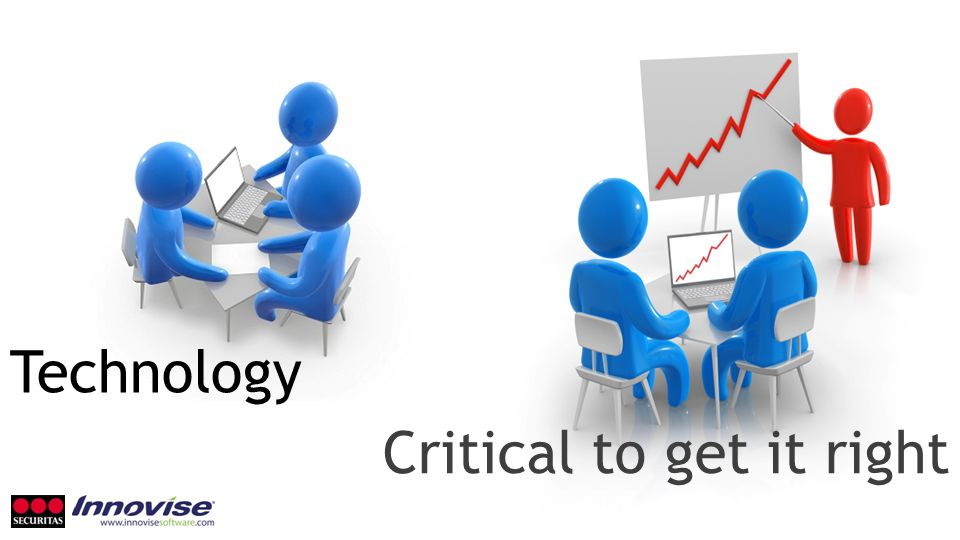 Technology Critical to get it right