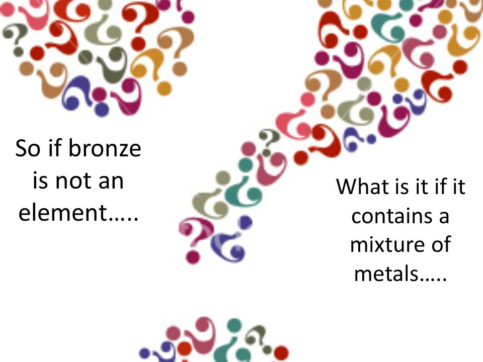 BRONZE.The BRONZE medal contains mainly copper atoms but also tin atoms!!.