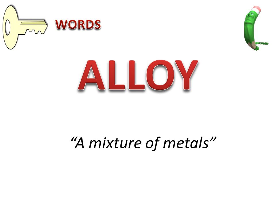What is it if it contains a mixture of metals….. So if bronze is not an element…..