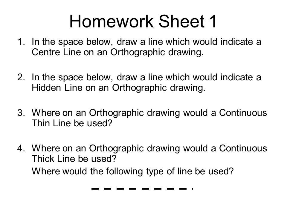 Homework Sheet 9 1.Name the symbol shown opposite.