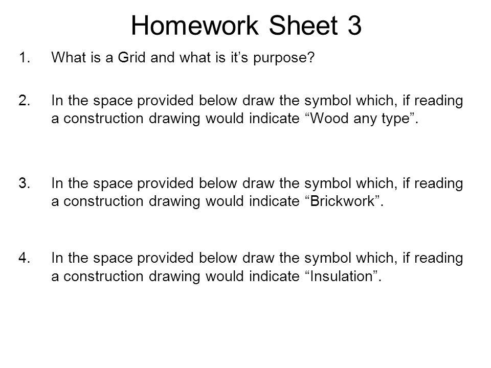 Homework Sheet 10 cont.
