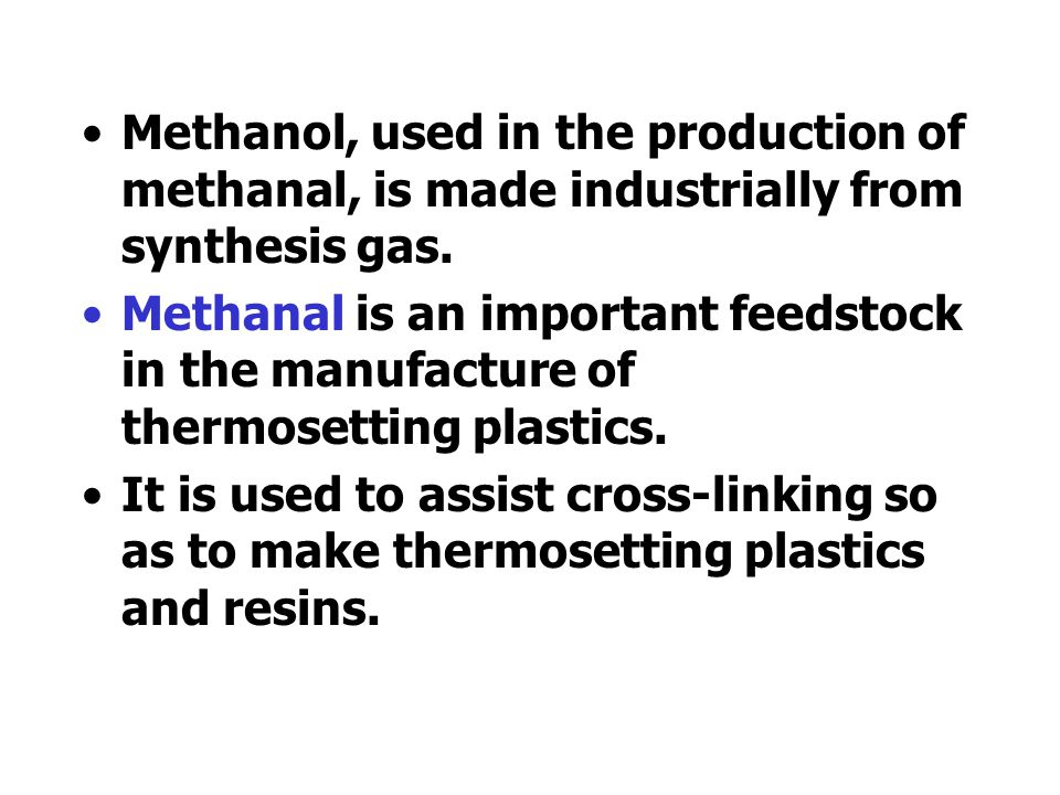 Synthesis gas Synthesis gas can be obtained by steam reforming of methane from natural gas. CH 4 + H 2 O  CO + 3H 2 It can also be made by the steam