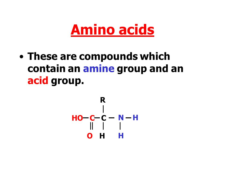 Proteins Nitrogen is needed to make protein in plants and animals. Proteins are condensation polymers made up of many amino acid molecules linked toge