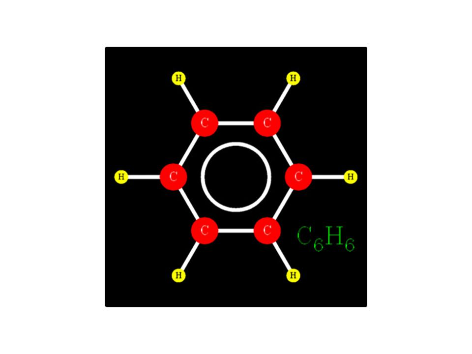 Even though benzene would seem to be unsaturated it does not decolourise bromine water. All the bonds in benzene are equivalent to each other – it doe