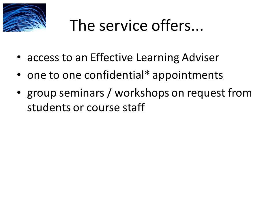 Common topics planning and organising e.g.