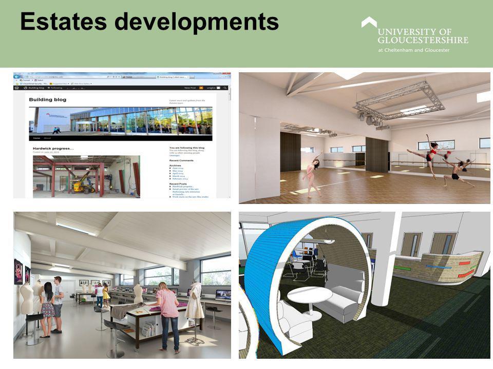 Estates developments