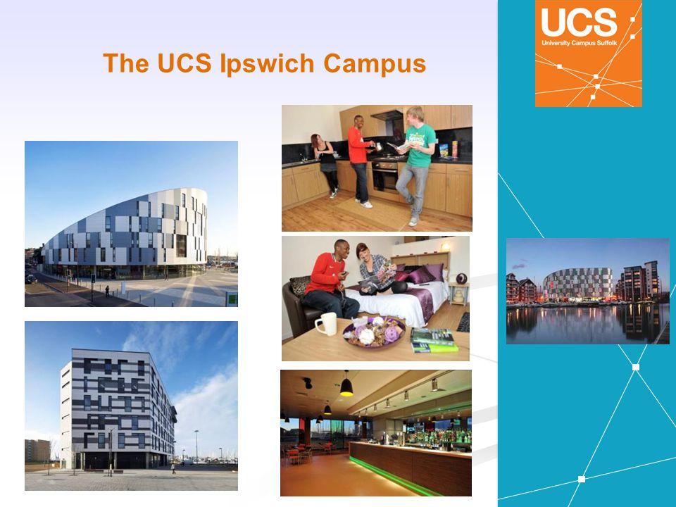 The UCS Ipswich Campus