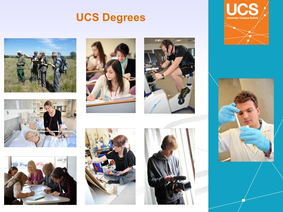 UCS Degrees