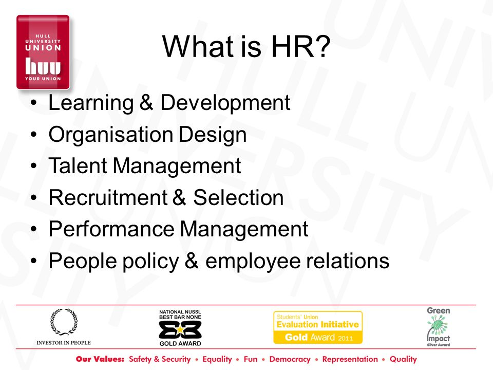 What is HR.
