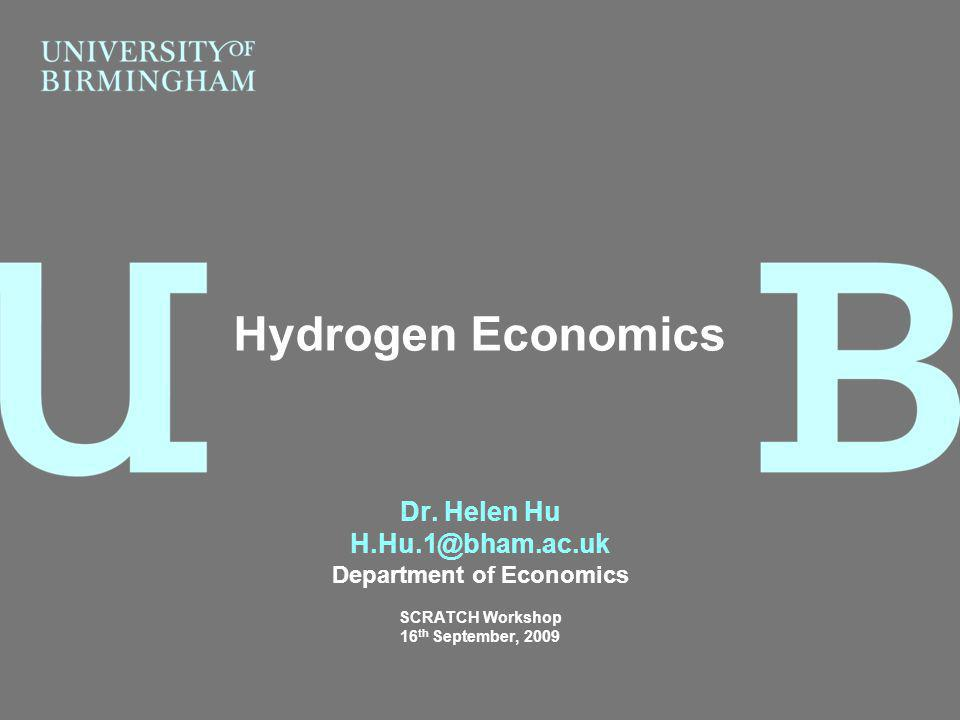 Recent Research  Making Markets for Hydrogen Vehicles, Lessons from LPG World Market Development.