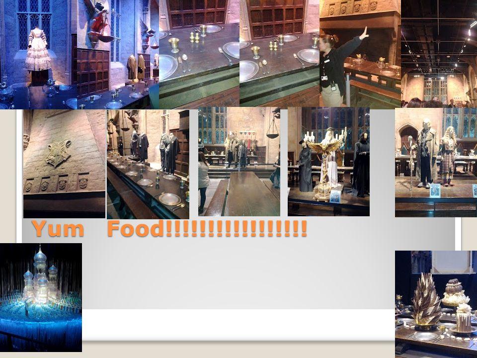 Yum Food!!!!!!!!!!!!!!!!!