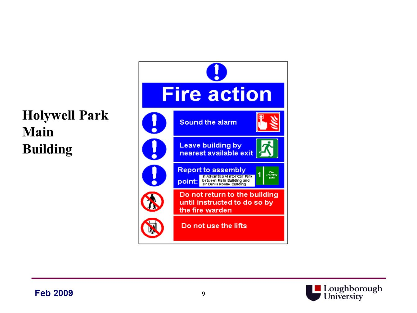 20 Feb 2009 Facilities Management Health And Safety Confined Spaces and Controlled Spaces (cont) Controlled spaces (Lower order Confined space) may involve issues such as: -Asbestos – type 2 surveys done (non intrusive) – not type 3 (intrusive) -Physical barriers to access and egress – 5 minutes to get to work area means five minutes or more to escape – think emergency evacuation, fire etc.