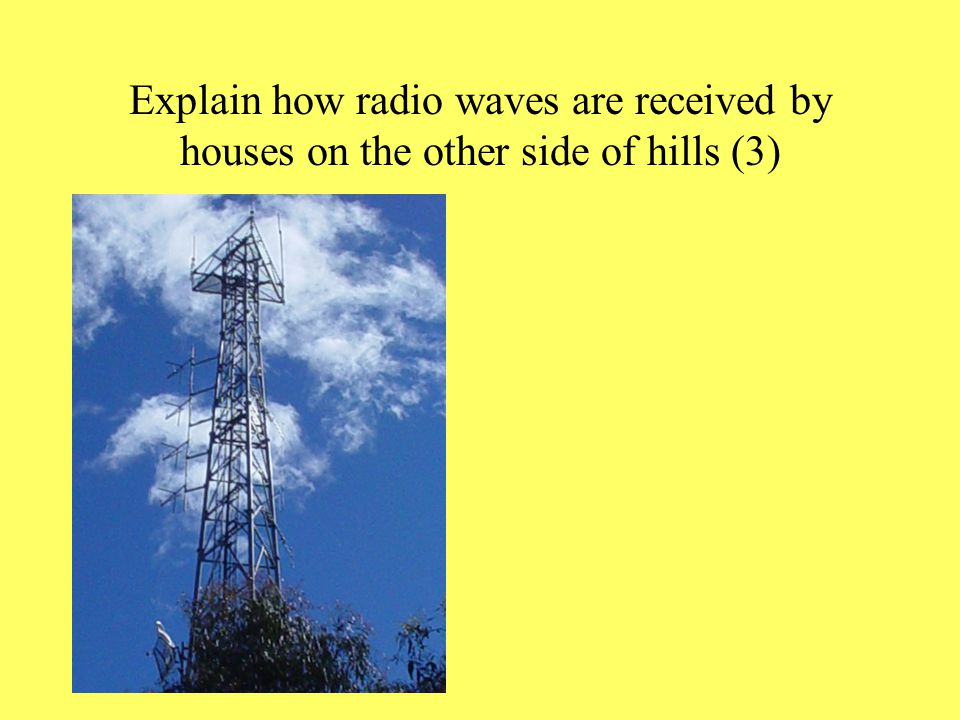 What is the difference between digital signals and analogue signals (2)