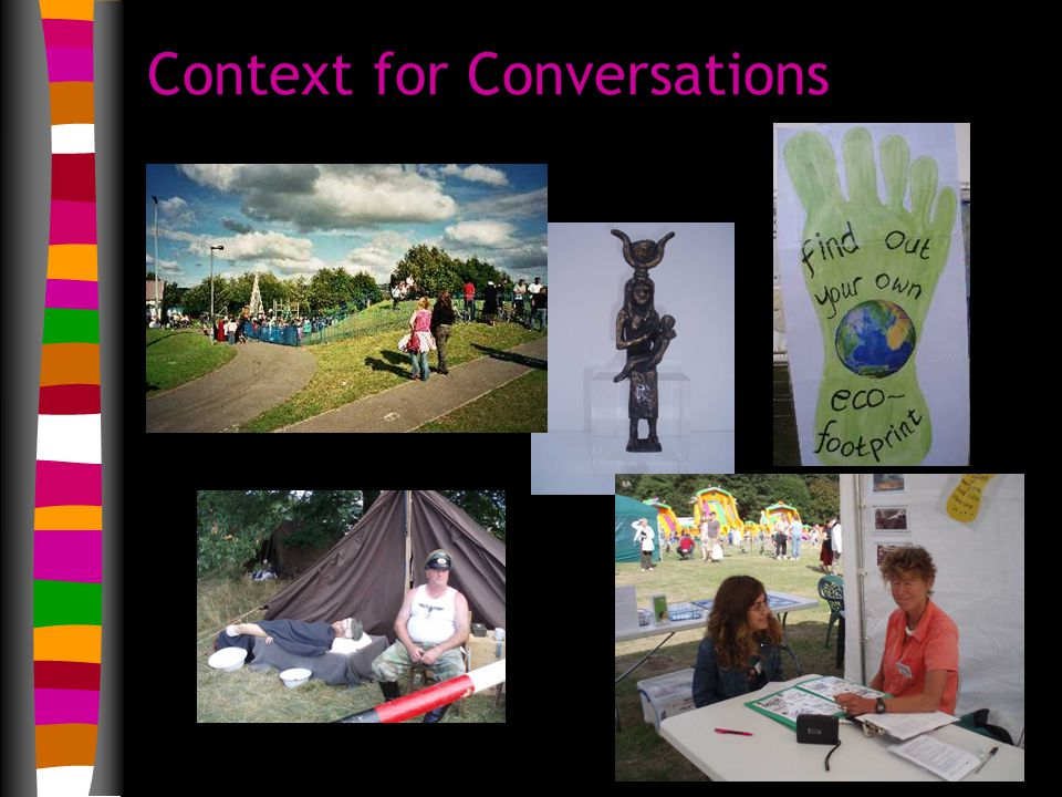 Context for Conversations