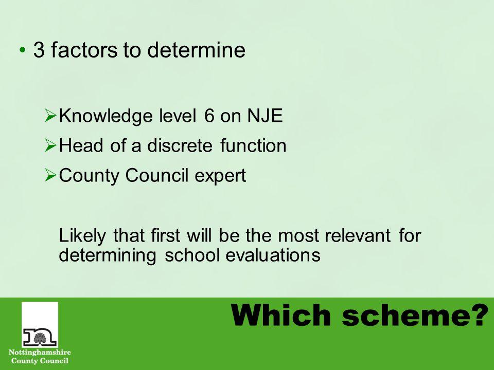 Which scheme.