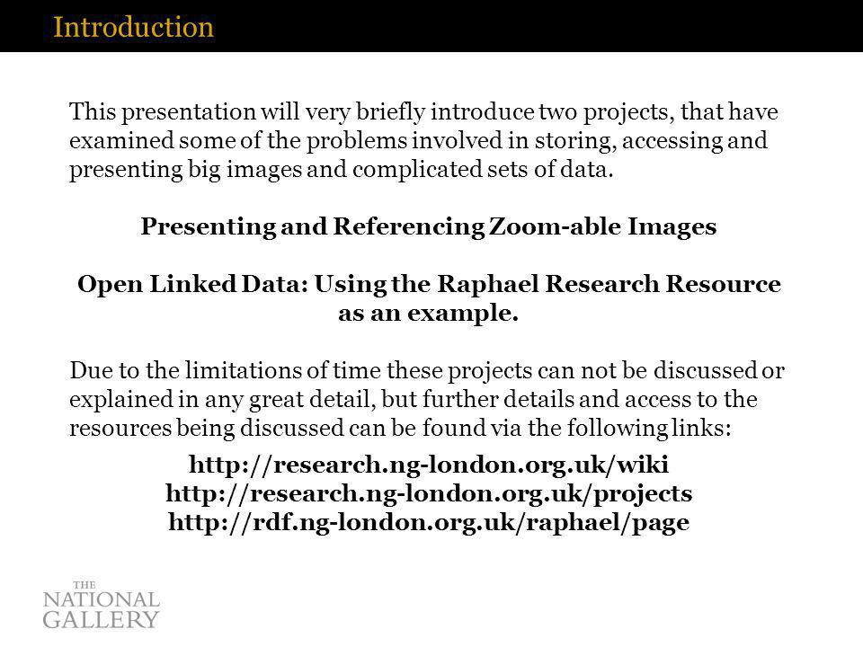 Open Linked Data: Presenting data for Re-use Open Linked Data can be a very complicated subject, but it simplifies down to: Present your data on the web in a documented form that can be reused and linked to other web resources.