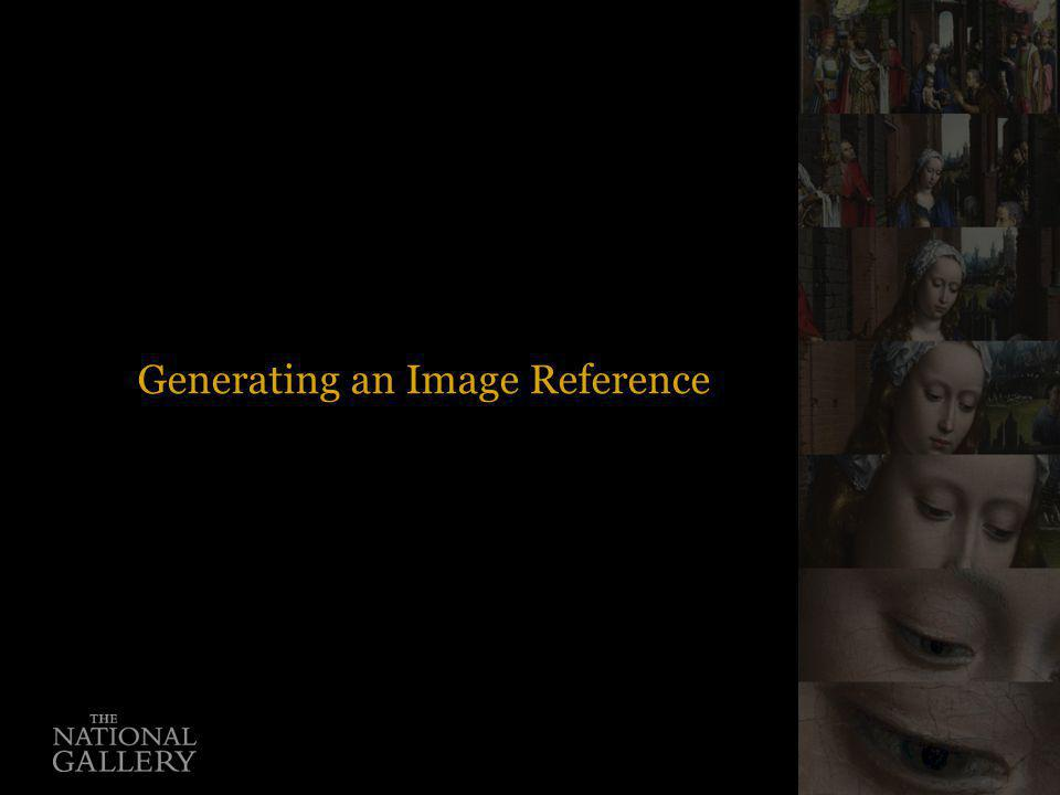 Generating an Image Reference