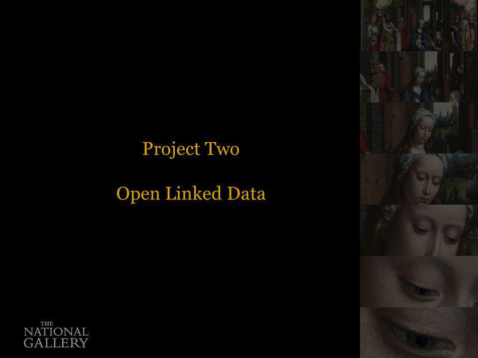 Project Two Open Linked Data