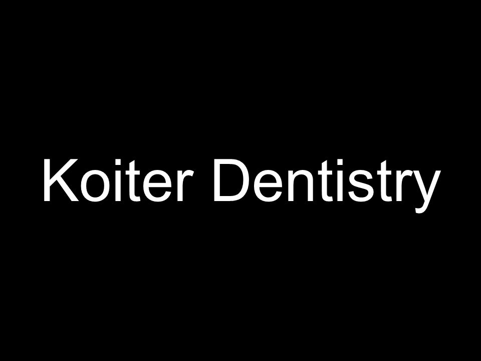 Koiter Dentistry