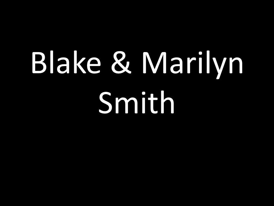 Blake & Marilyn Smith